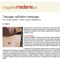 Madame 2006 - Tatouage